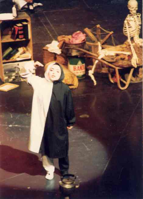 Qualcosa Come la Vita regia: Hossein Panahi, 1997