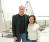 With Bob Wilson