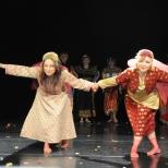 Aram Ghasemy, Sanaz Hosseini Expo Dance Milano